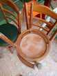 24 chaises de bistrot années 70 Meubles
