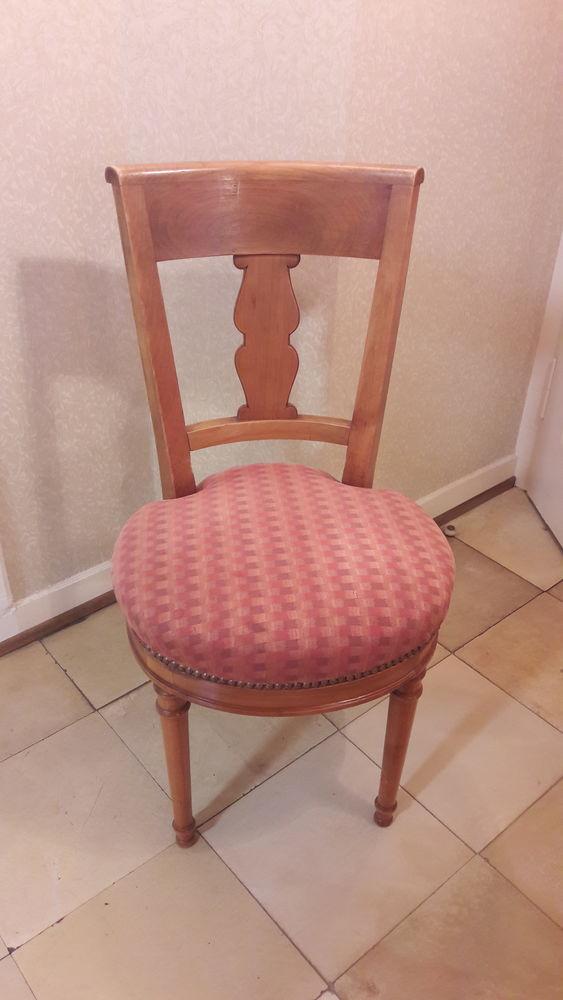 Lot de 6 chaises en bois 250 Strasbourg (67)