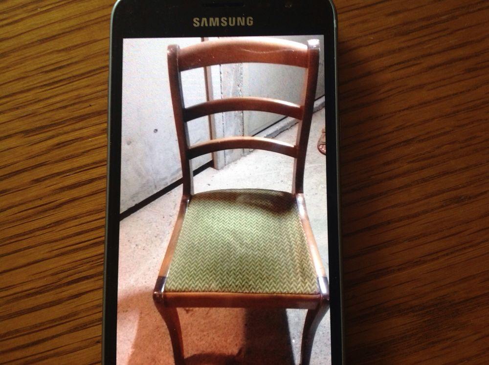 6 chaises en bois. 60 Rennes (35)