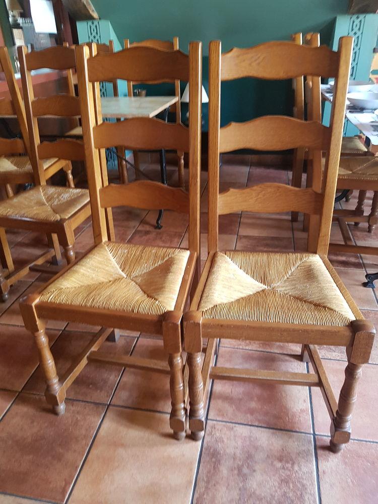 chaises en bois 5 Rennes (35)