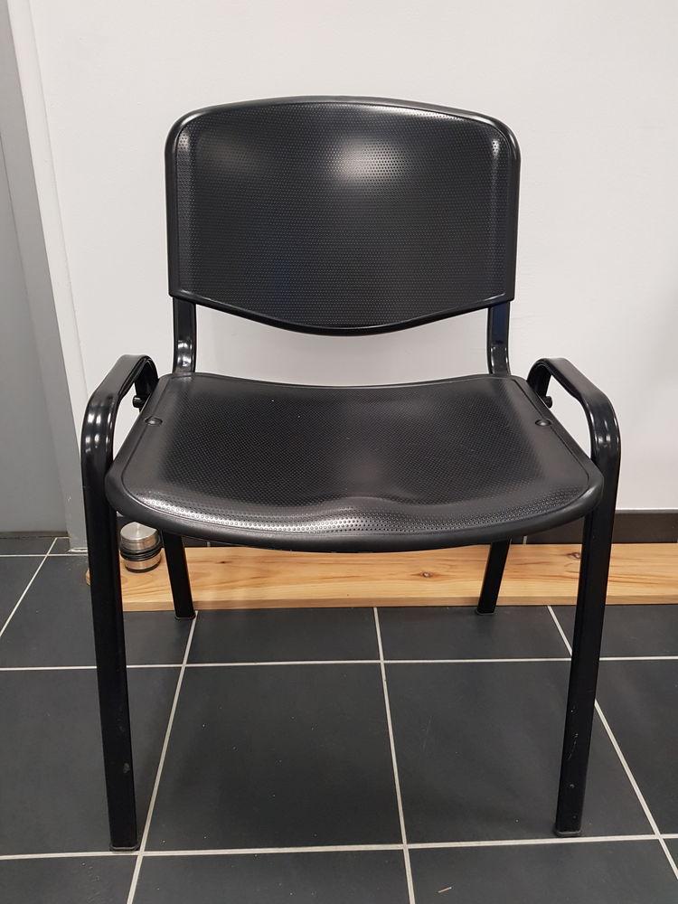 Chaises bureau/accueil 6 Mauves-sur-Loire (44)