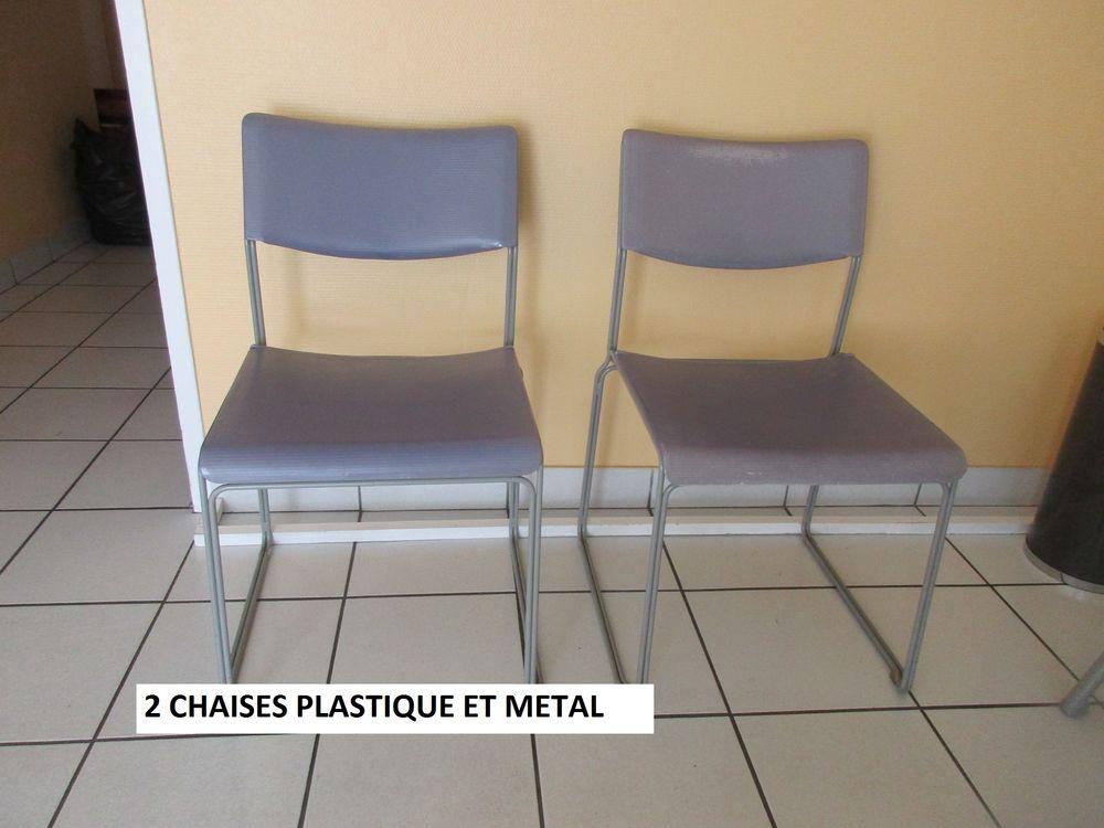 Chaises bureau et salle attente 0 Guérande (44)
