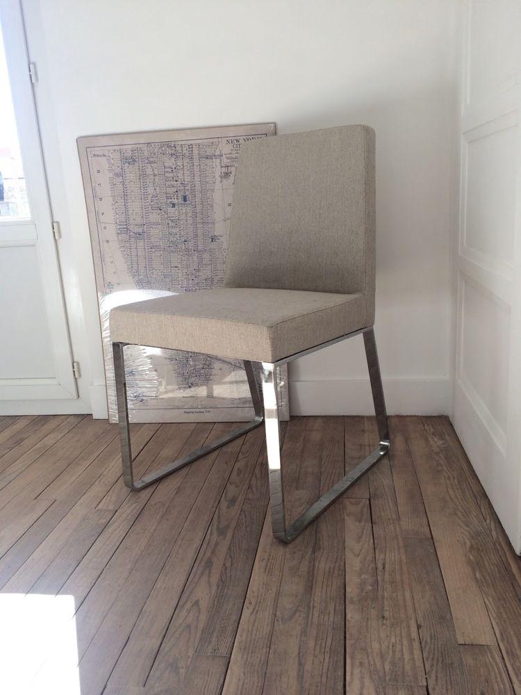 Achetez 6 chaises calligaris quasi neuf annonce vente for Meuble calligaris