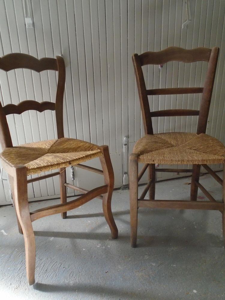 2 chaises de cuisine 20 Luçon (85)