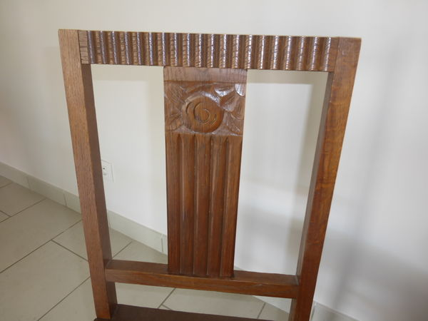Achetez 6 Chaises Art Deco Occasion Annonce Vente A Lyon 69