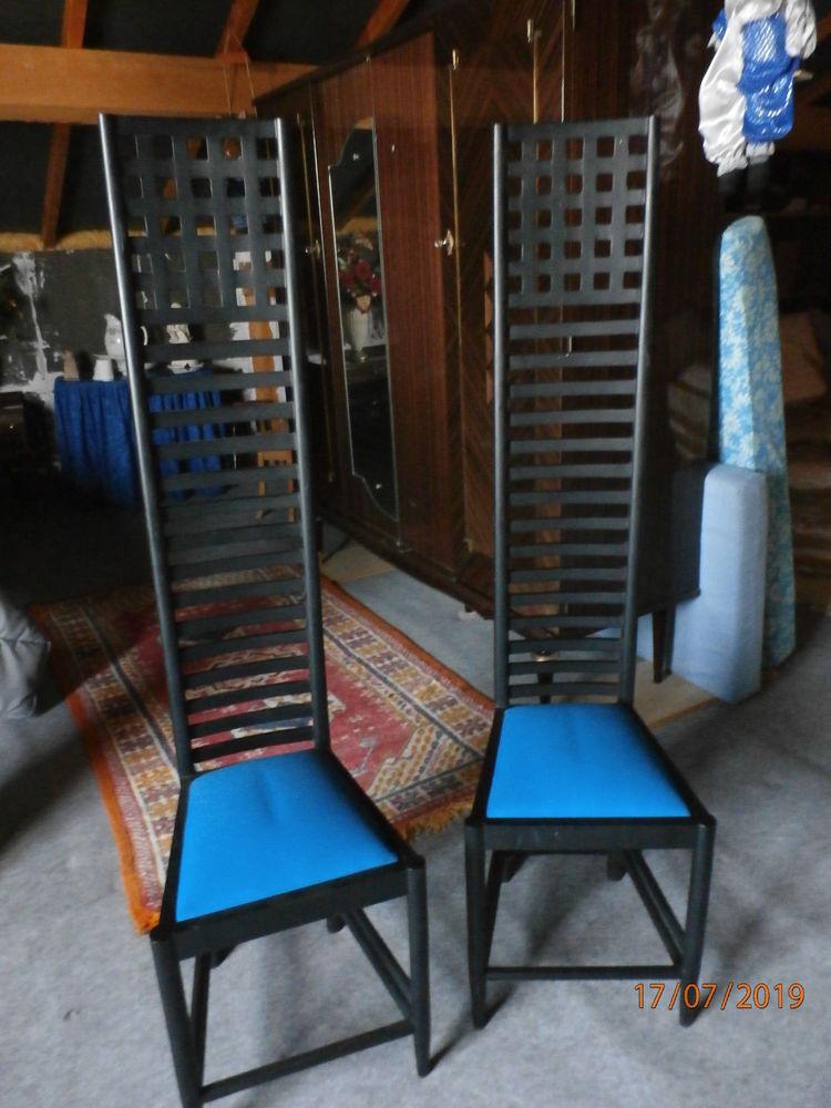 Chaises décoratives en bois exotique 100 Le Breuil (03)