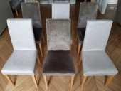 Lot de 6 chaises déhoussables Toile de Mayenne 280 Paris 14 (75)