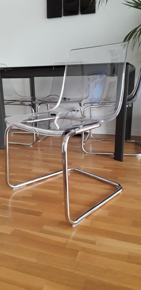 Chaises design transparentes 90 Créteil (94)