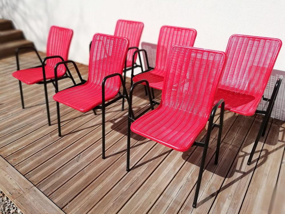 chaises fantasia année 60 50 Lagardelle-sur-Lèze (31)