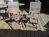 4 chaises 2 fauteuil. 0 Annecy (74)