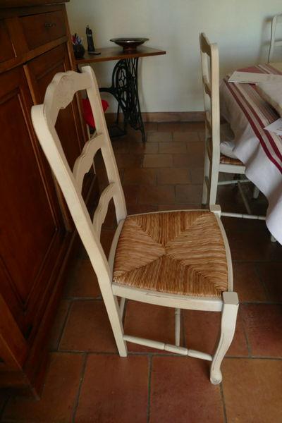 4 chaises et 2 fauteuils 0 Manosque (04)