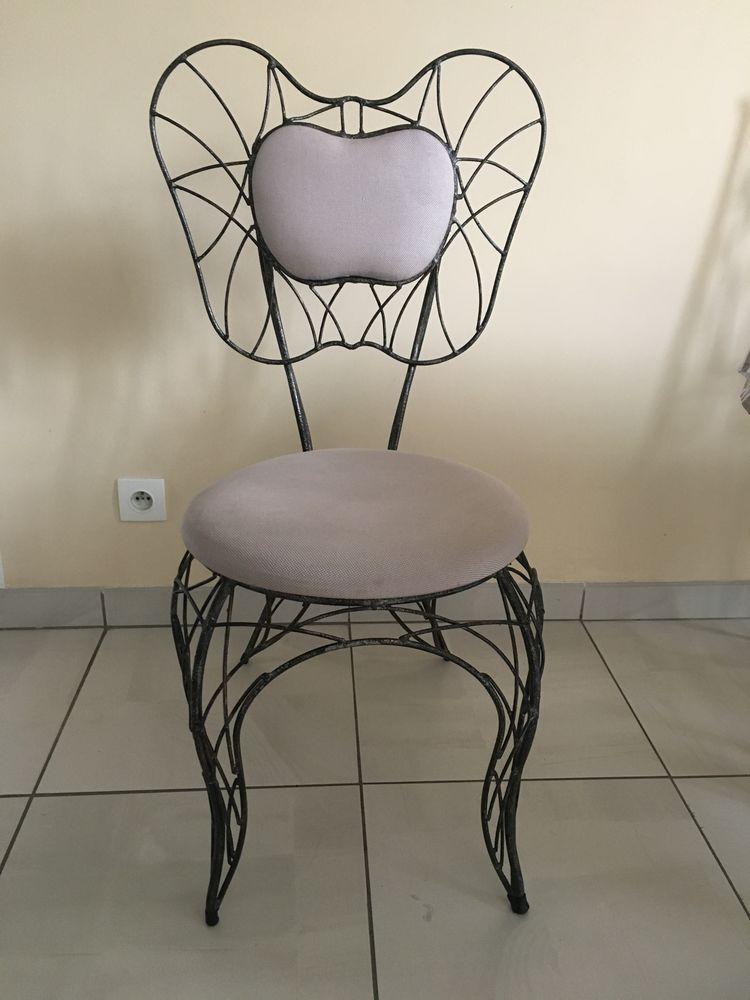 chaises fer forgé 250 Charleville-Mézières (08)