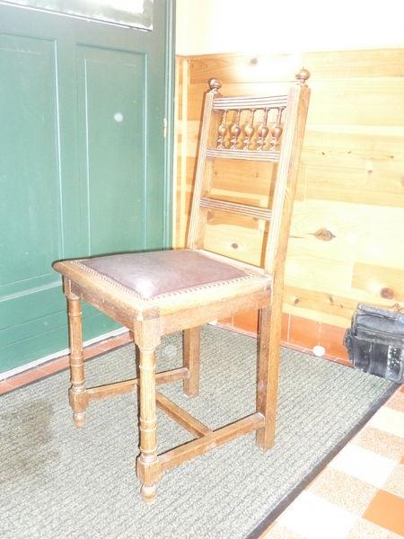 chaises HENR II 60 Favières (80)