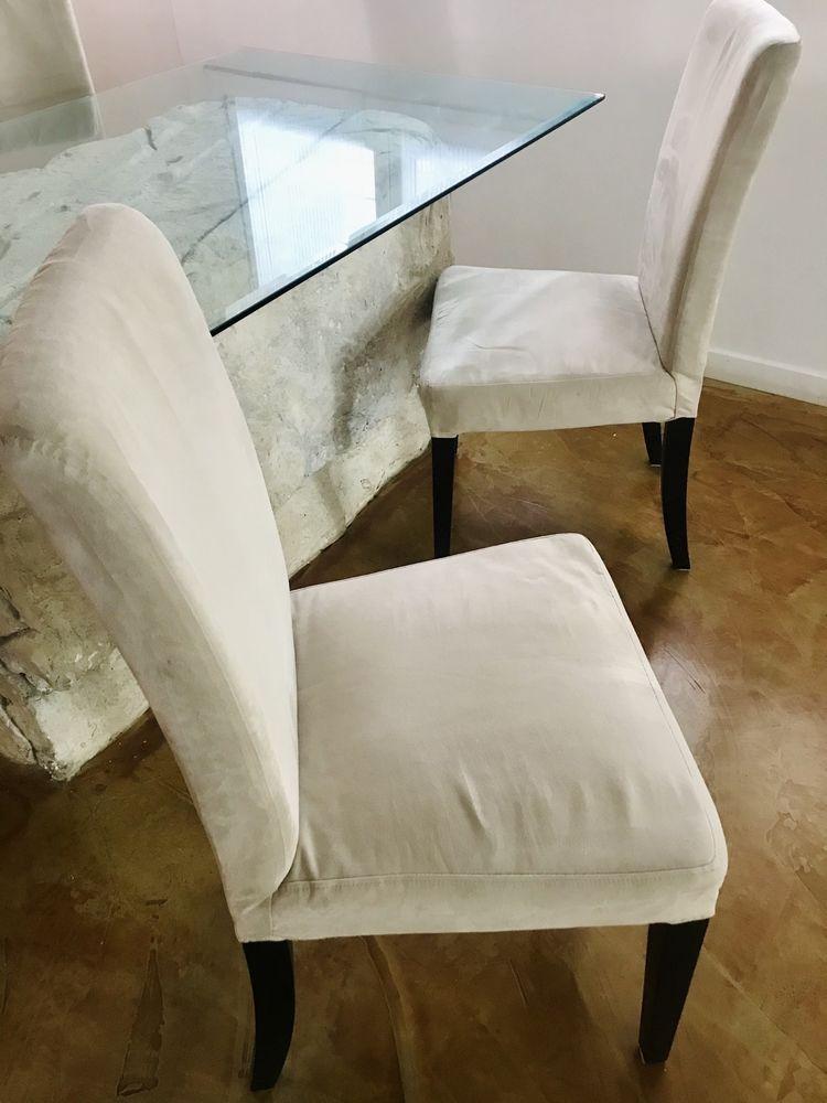 Lot de 4 chaises Henriksdal - beige 120 Antibes (06)