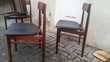 Lot de 4 chaises Henry Rosengren Hans Meubles