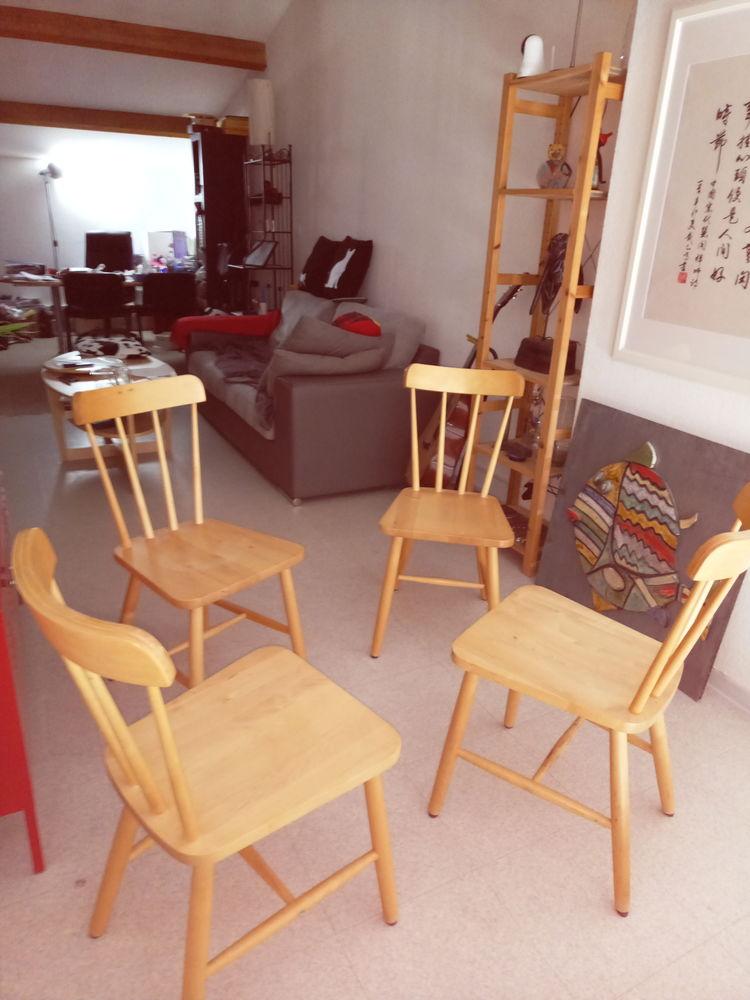 Chaises IKEA état neuf 20 Sète (34)