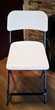 3 chaises de bar IKEA pliantes blanches Meubles