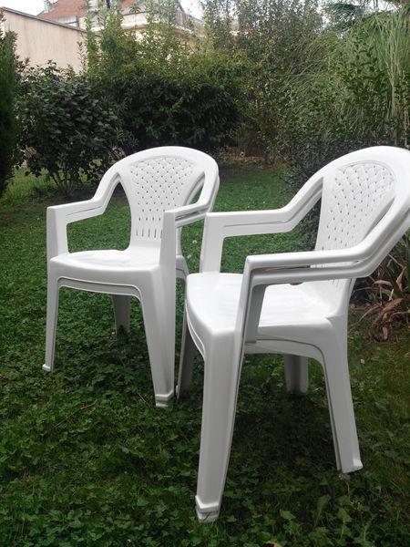 chaises de jardin 30 Aix-les-Bains (73)