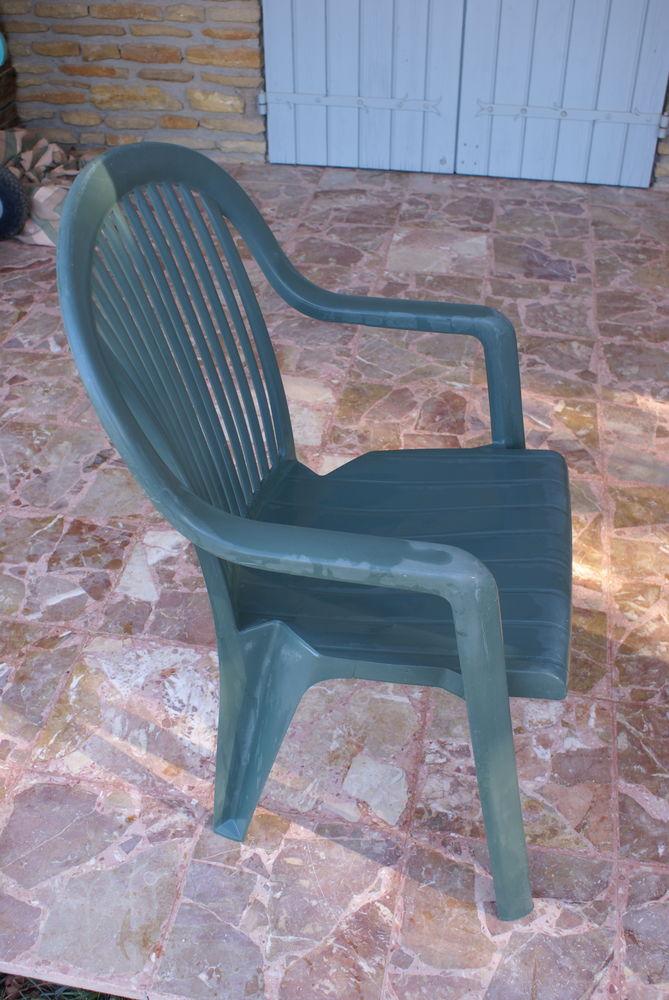 chaise de jardin occasion