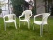 Chaises de jardin Jardin