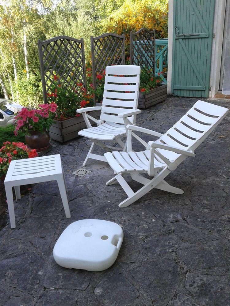 chaises longues 100 Saint-Méry (77)