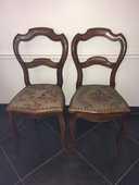 4 chaises Louis Philippe 160 Boulogne-Billancourt (92)