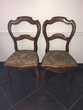 4 chaises Louis Philippe Boulogne-Billancourt (92)