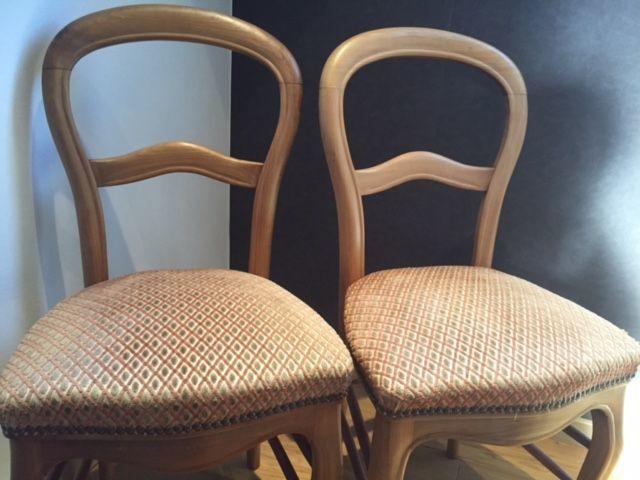 2 chaises Louis Philippe 220 Arras (62)