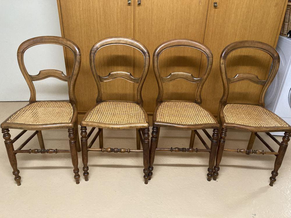 4 chaises Louis Philippe 120 Belleneuve (21)