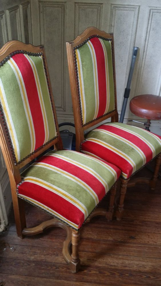 Chaises louis xiii 50 Trappes (78)