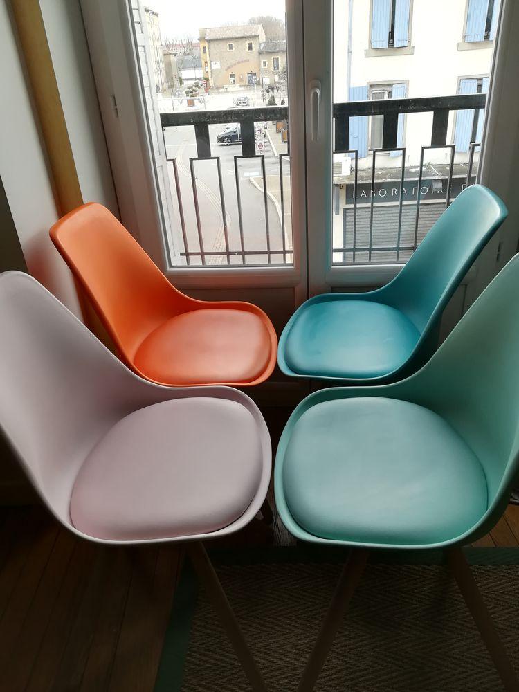 Lot de 4 chaises à manger 200 Tain-l'Hermitage (26)