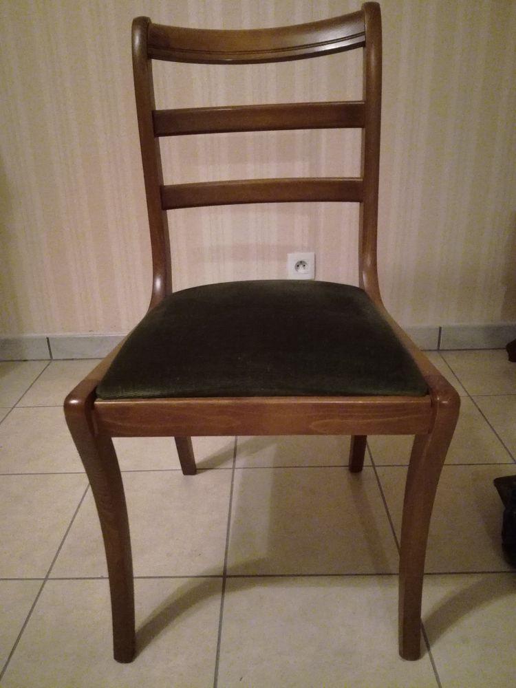 4 chaises merisier style Louis-Philippe 40 Illkirch-Graffenstaden (67)