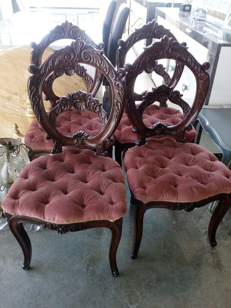 Lot de 4 chaises Napoléon III 160 Toulouse (31)