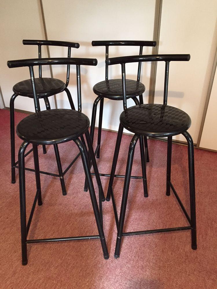Chaises de bar noires 20 Alet-les-Bains (11)