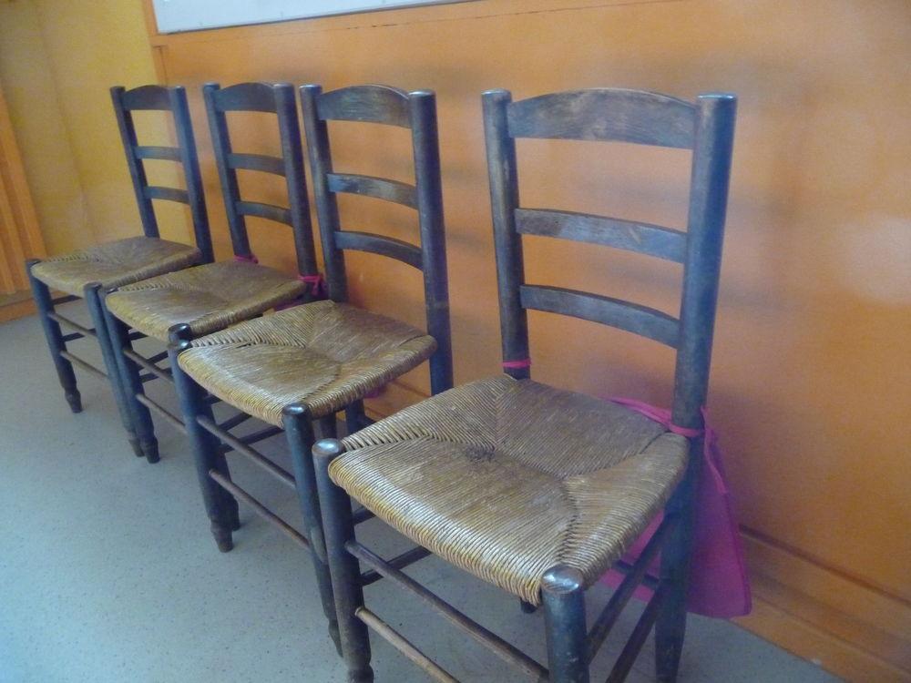 chaises paille 10 Voiron (38)