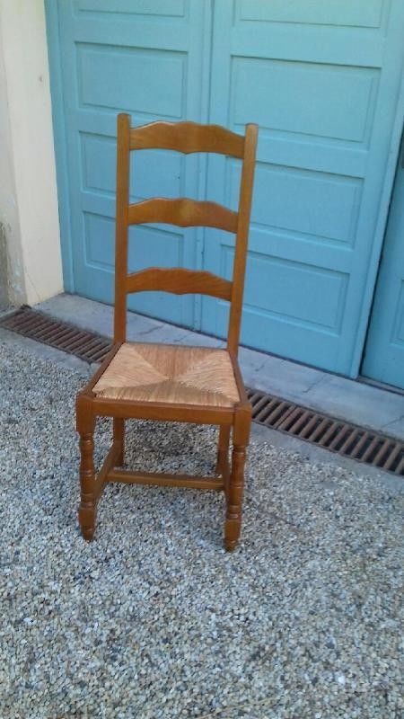 chaises paillées 15 Manziat (01)