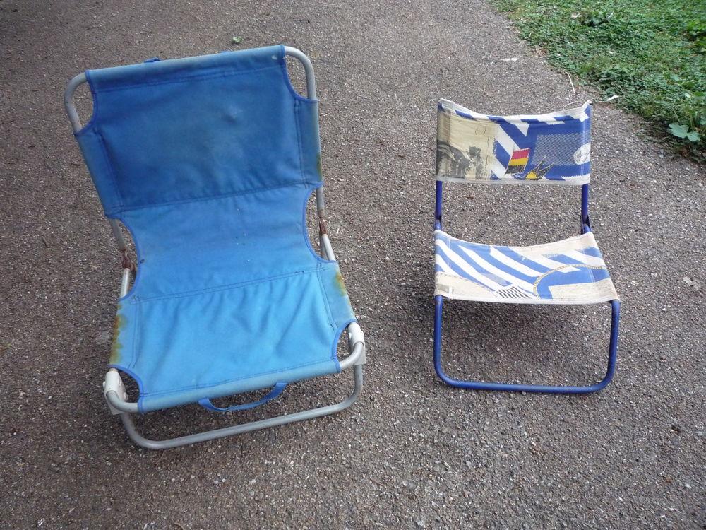 Chaises de plage vintage 5 Castres (81)