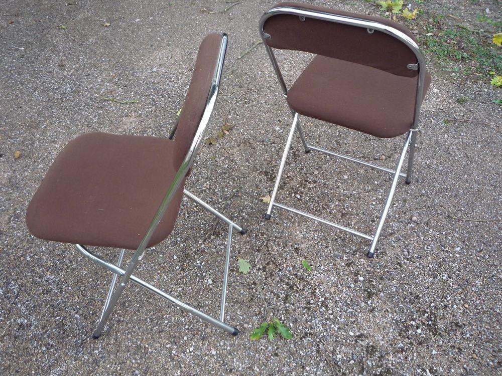 Chaises Pliante Vintage Design Meubles
