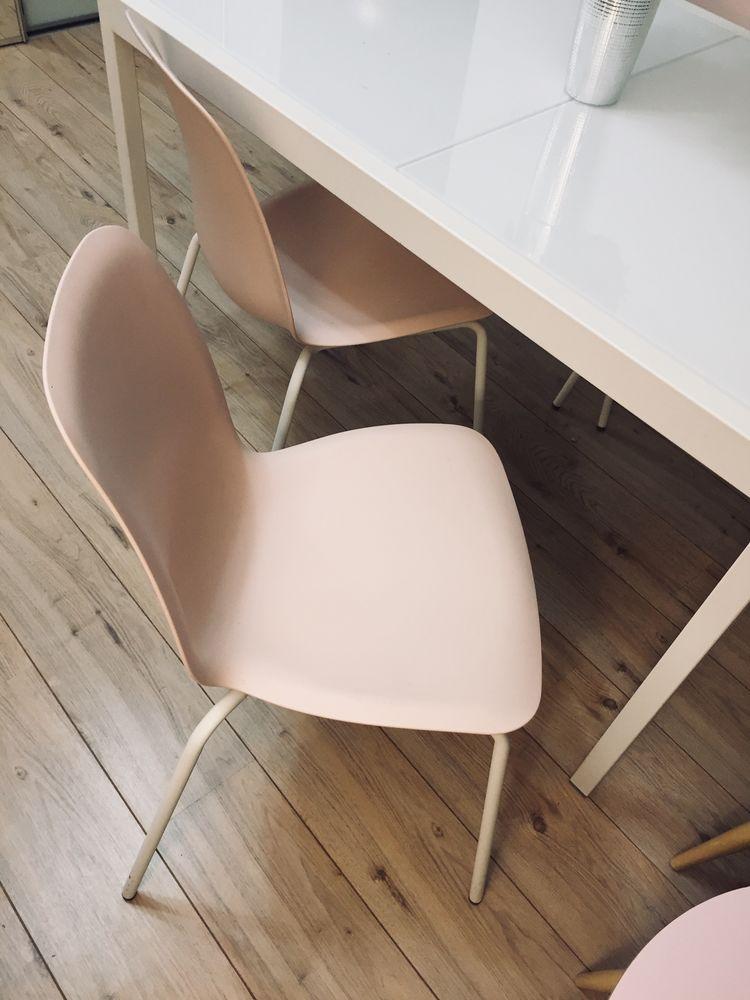 4 chaises rose poudré IKEA 75 Toulouse (31)