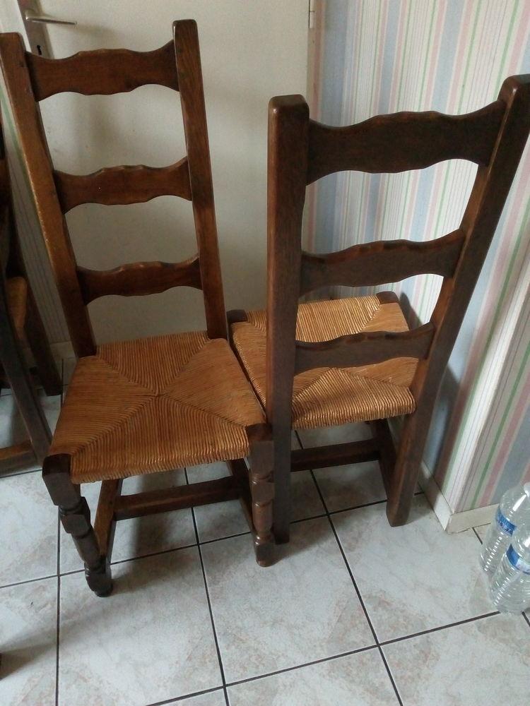 chaises rustiques 0 Noisy-le-Grand (93)