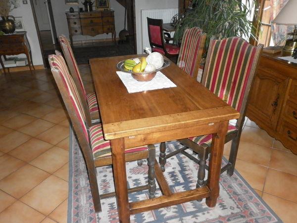 Chaises salle à manger 10 Cadaujac (33)