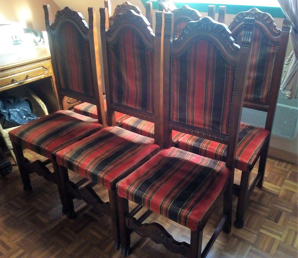 Chaises de salle à manger 0 Douai (59)