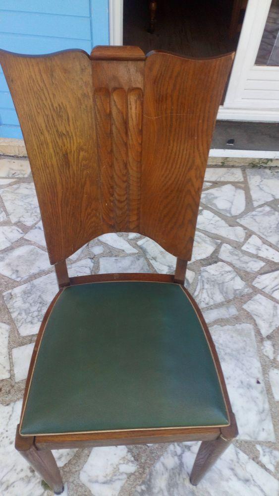 8 chaises de salle à manger 35 Vendôme (41)