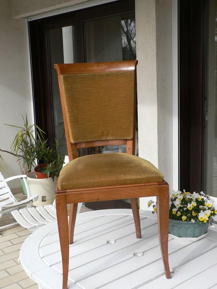 6 Chaises de salle à manger 0 La Tour-du-Pin (38)