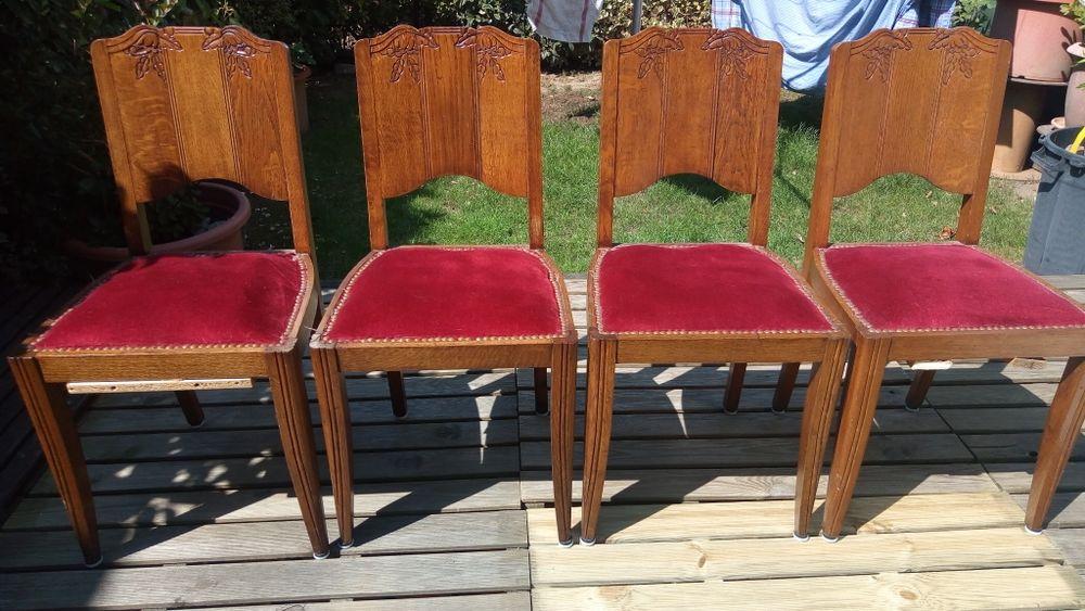 chaises de salle à manger 100 Plescop (56)