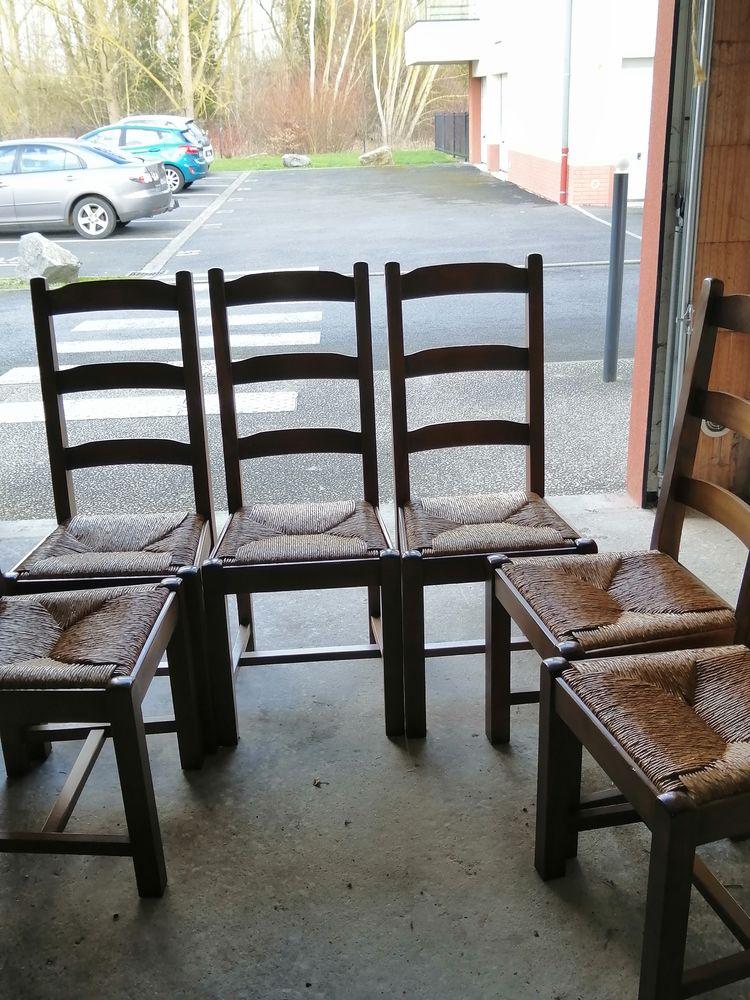 6 chaises de salle  90 Boves (80)