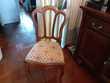 4 chaises de salon Meubles