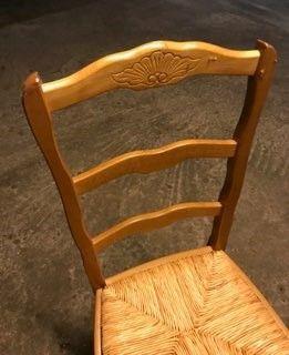 4 chaises séjour marque INTERIORS 80 L'Haÿ-les-Roses (94)