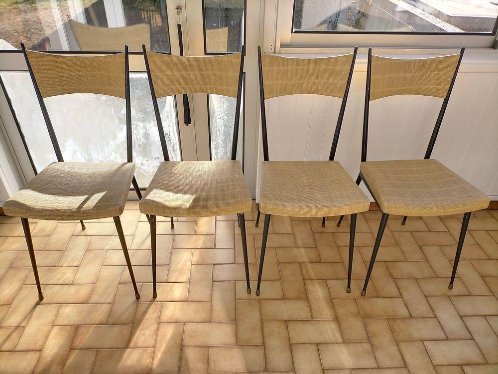 Chaises simili cuir Elisabeth Gueden 450 La Montagne (44)