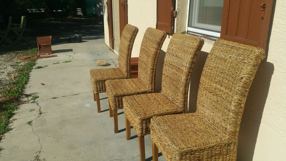 chaises (4) sisal 30 Sénas (13)